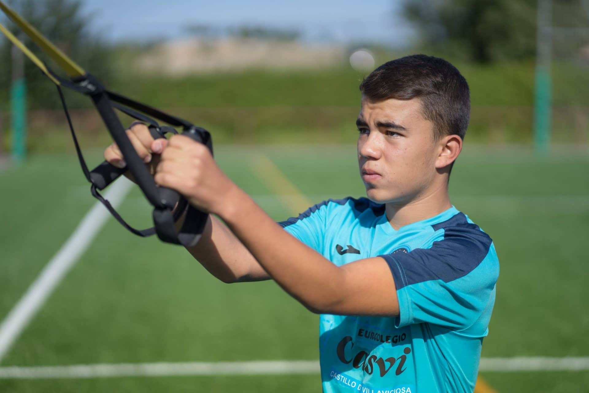 Casvi Football Academy - The importance of diet in sporting children
